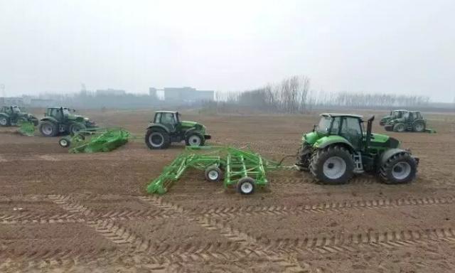 农机装备未来十年发展方案出台,22类产品定为重点发展领域